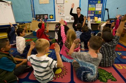 evergreen district kindergarten classes go all day, every