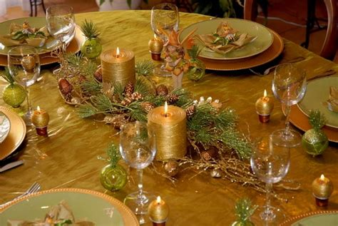 christmas table decorations 30 inspirational ideas for