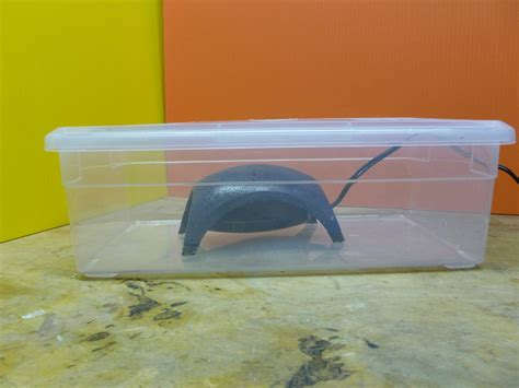 membuat filter aquarium dengan aerator diy air pump filter using polyfil and aquarium air pump