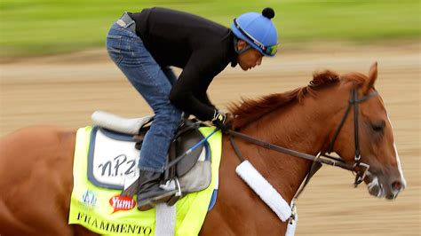 Nick Do The Kentucky Derby by Kentucky Derby Stanford Scratched Putting Frammento Into