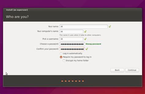 howto install ubuntu minimal how to install ubuntu 15 04 desktop and server netinstall