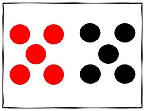 printable dot cards for subitizing 17 best images about kindergarten math subitizing on