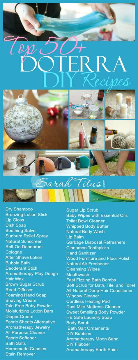 top 50 essential oils diy recipes do it yourself save