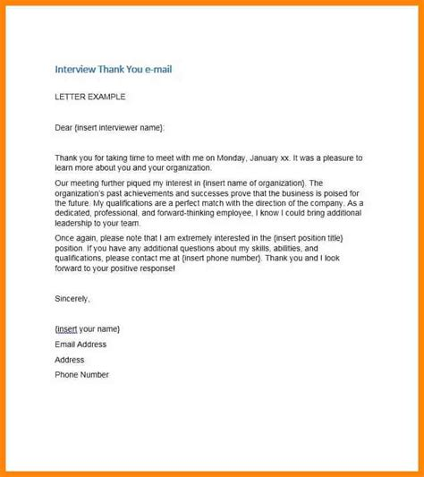 second thank you email template 14 thank you email template emails sle
