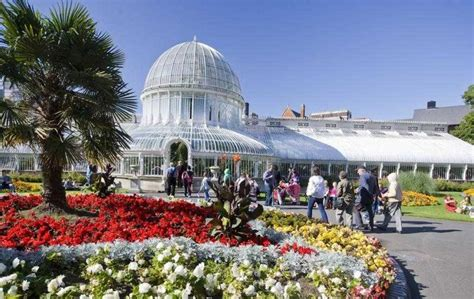 weekend walk belfast s botanic gardens the news