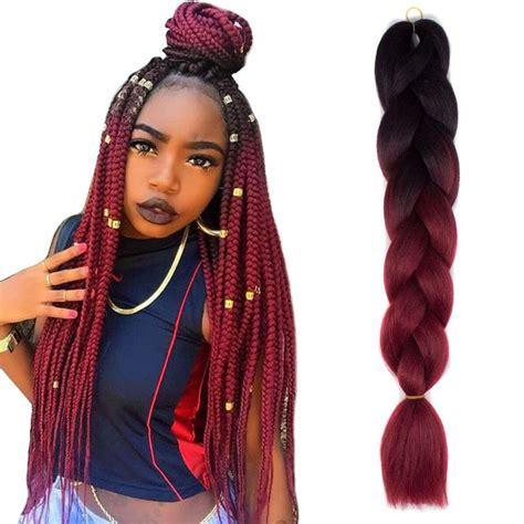 ombre kanekalon braiding hair 25 unique kanekalon braiding hair ideas on pinterest