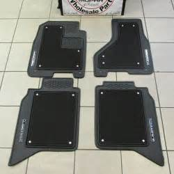 Floor Mats Ram Dodge Ram Laramie Limited Carpet Floor Mat Mats Front Rear