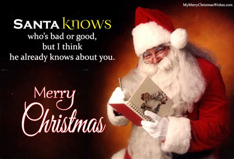 merry christmas santa claus images  hd wallpapers greeting cards