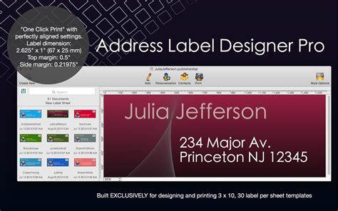 label design mac address label designer pro 3 83 1 free download for mac