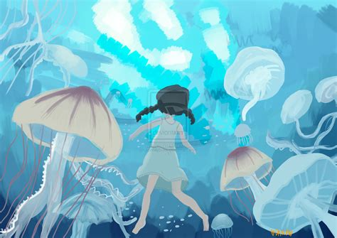 princess jellyfish princess jellyfish background www imgkid the image