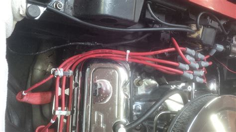 in a 1996 chevy v8 engine spark wiring northman plow