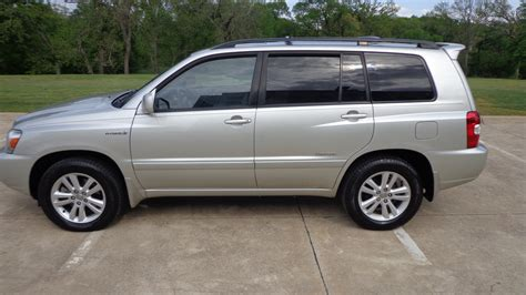 2014 Toyota Highlander Hybrid For Sale Used Toyota Highlander Hybrid For Sale Dallas Tx Cargurus