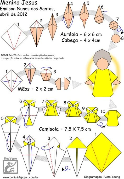 Origami Baby Jesus - 481 best images about st anthony of padua on
