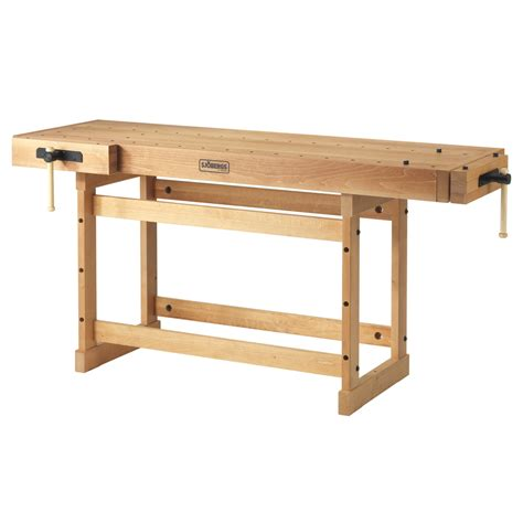 work bench lowes shop sjobergs 27 937 in w x 35 437 in h wood work bench at