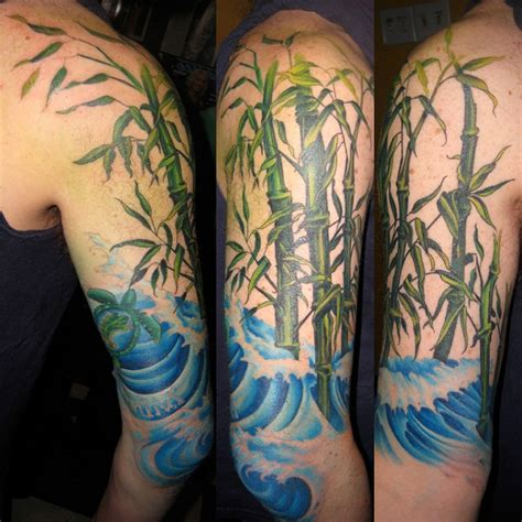 bamboo tattoos designs bamboo tree tattoos and designs page 27
