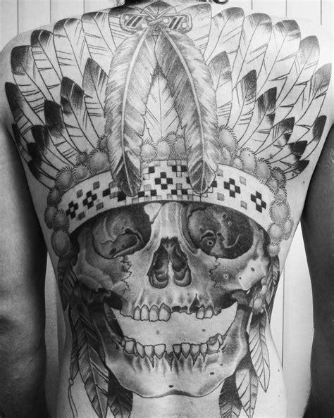 indian skull tattoos und ihre bedeutung 187 tattoosideen com