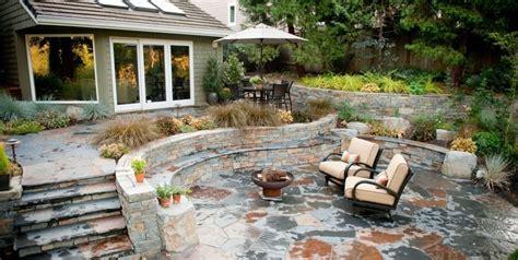 flagstone patio ideas flagstone patio benefits cost ideas landscaping network