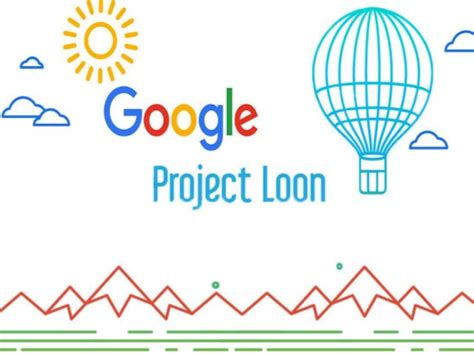 design of google loon project loon