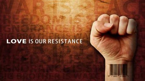 resistance muse testo canzoni contro la guerra resistance