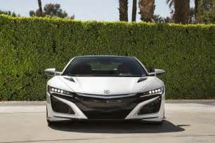 Acura Nfx Touring The 2017 Acura Nsx S Ohio Factory Motor Trend