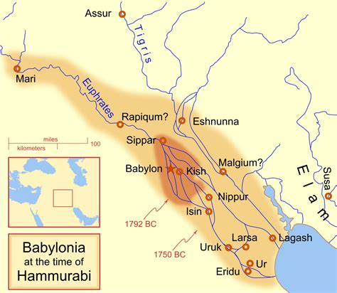 In Babylon file hammurabi s babylonia 1 svg