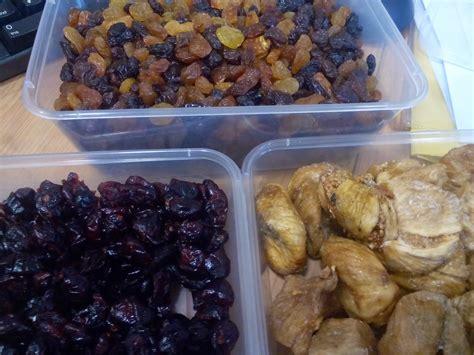 Kismis Hitam 1 Kg Kaya Antioksidan nazarku quot dried fruit quot snack yang sihat di pejabat