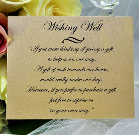 wedding wishing well wording wedding invitation wording wedding invitation wording