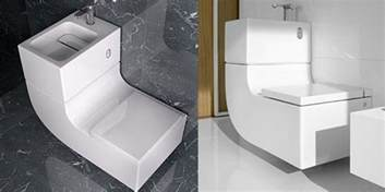 Replacing Bathroom Sink Faucet by The Toilet Re Imagined Four Water Saving Designs Zdnet