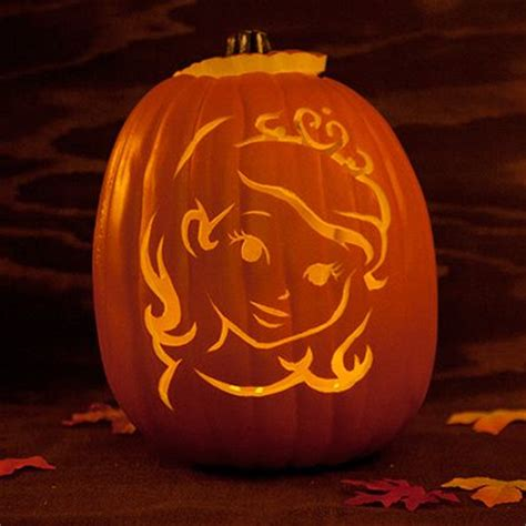 pumpkin carving princess templates sofia the inspired pumpkin template disney family