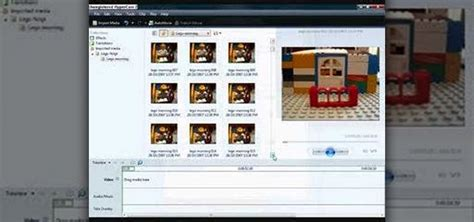 windows movie maker tutorial slow motion how to make lego stop motion using windows movie maker