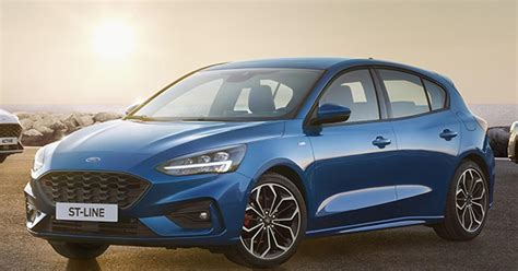 2020 Ford Focus Rs St by Ford Focus 2020