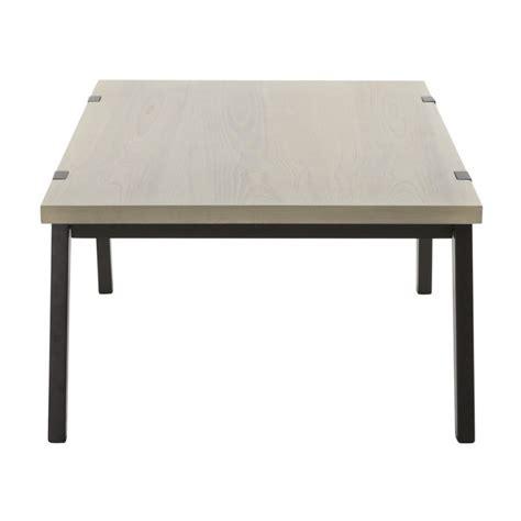 table basse classic en bois