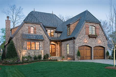 European Style Homes European Style House Plan 3 Beds 4 Baths 3359 Sq Ft Plan 453 56