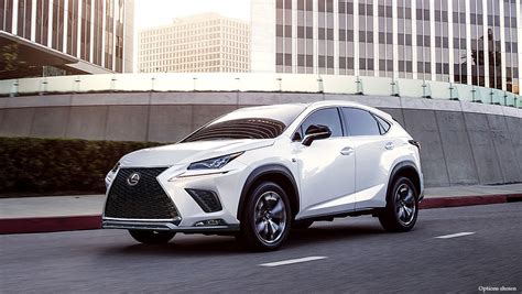 lexus nx 2018 build 2018 lexus nx luxury crossover packages lexus