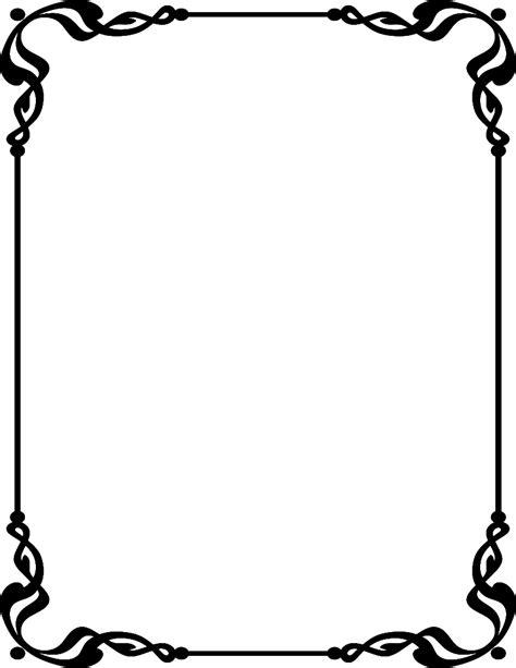 id card border design card corner border designs clipart free download best