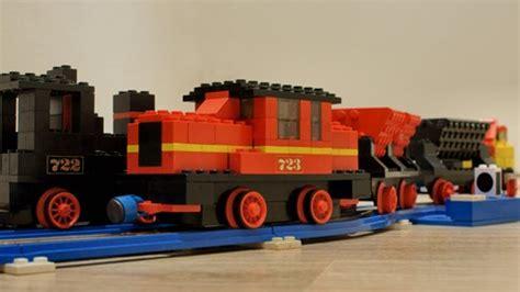 vintage lego train: exx: galleries: digital photography