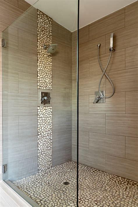 fabulous walk  shower  bathroom farmhouse
