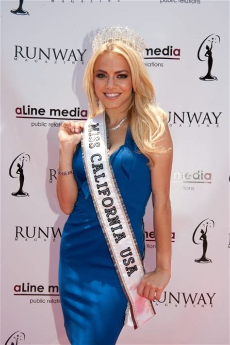 Blair Wins Miss Usa 2006 by Pageant Winner Blair Reshapes Reputation