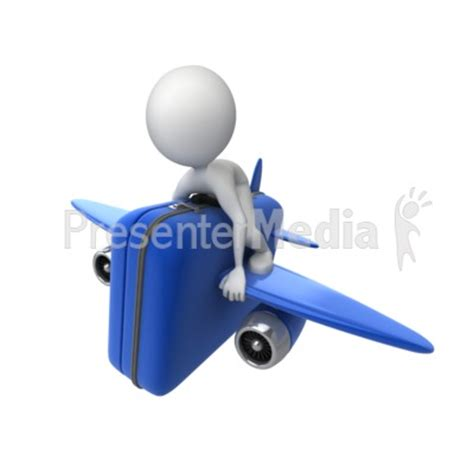 riding luggage airplane business and finance great