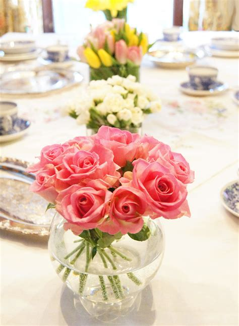 Dining Table Flowers Floral Design Archives