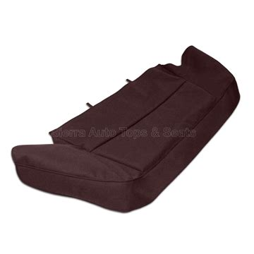 1989 1993 jaguar xjs series convertible boot cover: brown