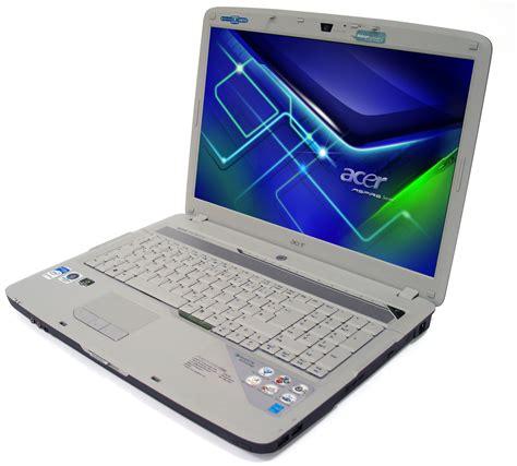 Laptop Acer 2 Duo acer aspire 7720g notebookcheck net external reviews