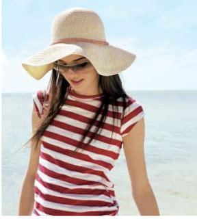 trend fashion trend topi pantai