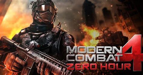 modern combat 5 apk obb modern combat 4 zero hour hileli normal v1 2 0f apk obb sinirsiz savaş kredi hileli