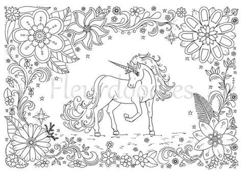 Coloring Pages Iphone 6 Plus 6s Plus Custom coloring page unicorn instant unique