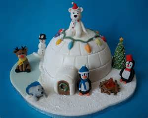 iglu kuchen igloo cake by sparks1992 on deviantart
