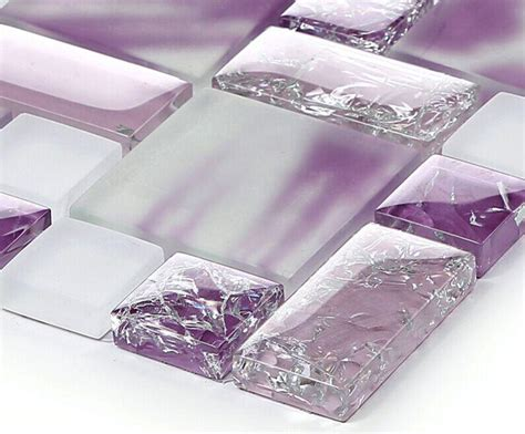 purple kitchen backsplash brilliant kitchen tiles purple glass mosaic tile