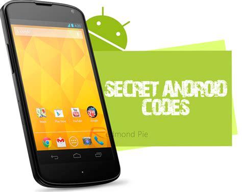 android secret codes android secret codes for samsung htc motorola sony lg and other devices redmond pie