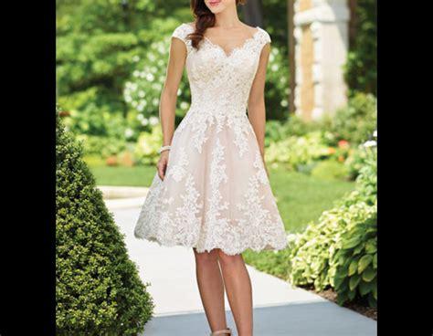 hochzeitskleid vintage kurz kleider vintage kurz v ausschnitt spitze sommer