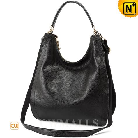 hobo leather bags leather shoulder hobo handbags cw252335
